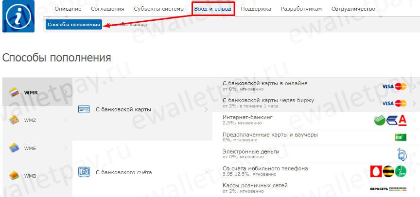 Webmoney как пополнить без комиссии [PUNIQRANDLINE-(au-dating-names.txt) 64